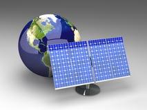 Energia alternativa - America Fotografia Stock Libera da Diritti