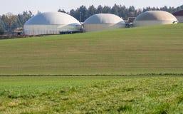 Energia alternativa con bio- tecnologia Fotografia Stock Libera da Diritti