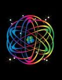 Energia atomica Fotografie Stock Libere da Diritti
