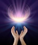 Energia cura sagrado fotos de stock royalty free