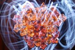 Energia da jóia Imagem de Stock Royalty Free