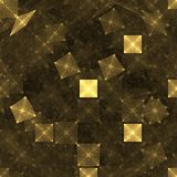 Energia das grandes pirâmides Imagens de Stock