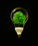 Energia de Eco ilustração stock