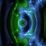 Energia de ondulação de Swirly Foto de Stock Royalty Free