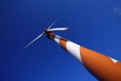 Energia de vento Fotos de Stock Royalty Free
