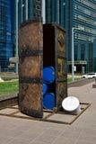 Energia 2017 del nomade di Astana Art Fest a Astana Fotografia Stock