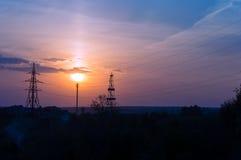 Energia della natura Fotografia Stock Libera da Diritti
