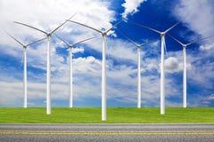 Energia di Eco Fotografie Stock