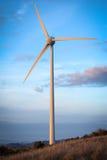 Energia eólia Foto de Stock Royalty Free