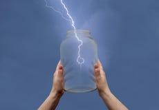 Energia e ideia Fotos de Stock Royalty Free