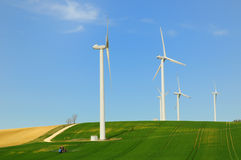 Energia Ecologique Foto de Stock