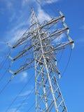 Energia elettrica Immagine Stock