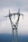 Energia elettrica ed ambiente Immagini Stock Libere da Diritti