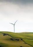 Energia eolica immagine stock libera da diritti