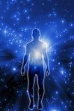 Energia espiritual Foto de Stock