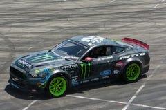 Energia Ford Mustang RTR del mostro immagine stock libera da diritti