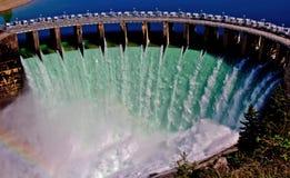 Energia idroelettrica Fotografia Stock Libera da Diritti