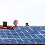 Energia limpa Fotografia de Stock Royalty Free