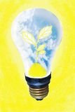 Energia limpa Foto de Stock Royalty Free