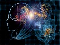 Energia Mathematics Zdjęcie Royalty Free