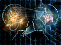 Energia Mathematics Obrazy Royalty Free
