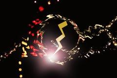 Energia misteriosa Fotografie Stock Libere da Diritti