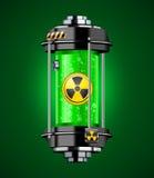 Energia nuclear ilustração royalty free