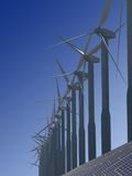 energia odnawialna zdjęcie stock