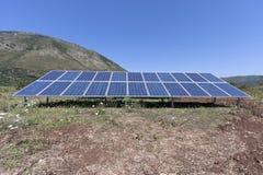 Energia odnawialna Obraz Stock