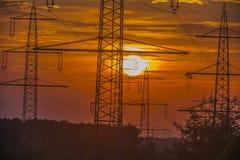 energia odnawialna Zdjęcie Royalty Free