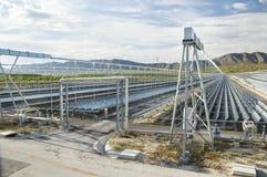 Energia Odnawialna: Słoneczny jako najlepszy sposób produkować zieloną energię Fotografia Royalty Free