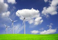 Energia que faz o mundo melhor Imagens de Stock