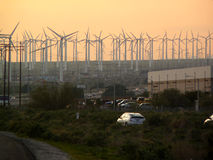 Energia renovável Foto de Stock Royalty Free
