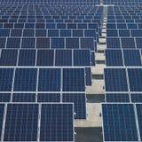 Energia, rinnovabile Fotografie Stock