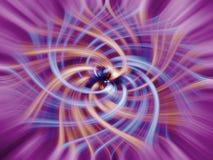 Energia Rosa - Fuschia Imagens de Stock