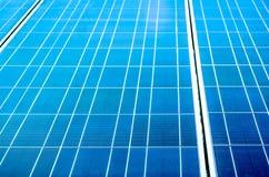 Energia słoneczna Zdjęcie Stock