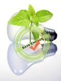 energia save Obrazy Stock