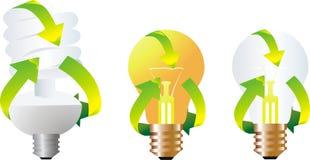 energia save Zdjęcie Stock