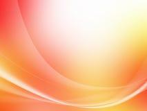 Energia scorrente ondulata astratta Immagini Stock