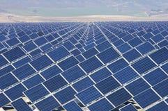 Energia solar Fotografia de Stock Royalty Free