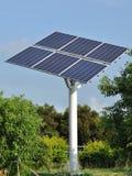 Energia solar imagem de stock