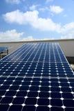Energia solar Fotografia de Stock