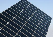 Energia solare Fotografia Stock