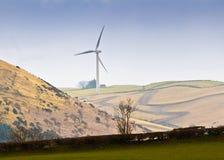 Energia sostenibile Fotografia Stock