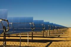 Energia termica solare Immagini Stock Libere da Diritti