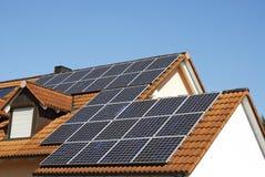 Energia verde Immagini Stock