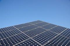 Energia verde Fotografie Stock