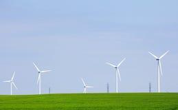 Energia verde Imagens de Stock