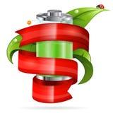 Energia verde Foto de Stock