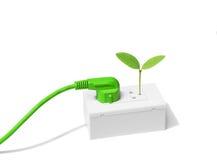 Energia verde fotos de stock